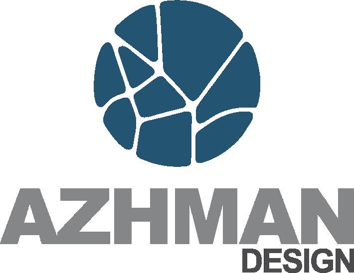 لوگو آژمان دیزاین