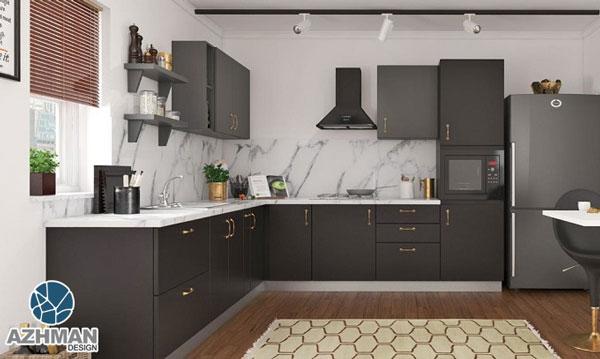 جدیدترین مدل اپن آشپزخانه 2020