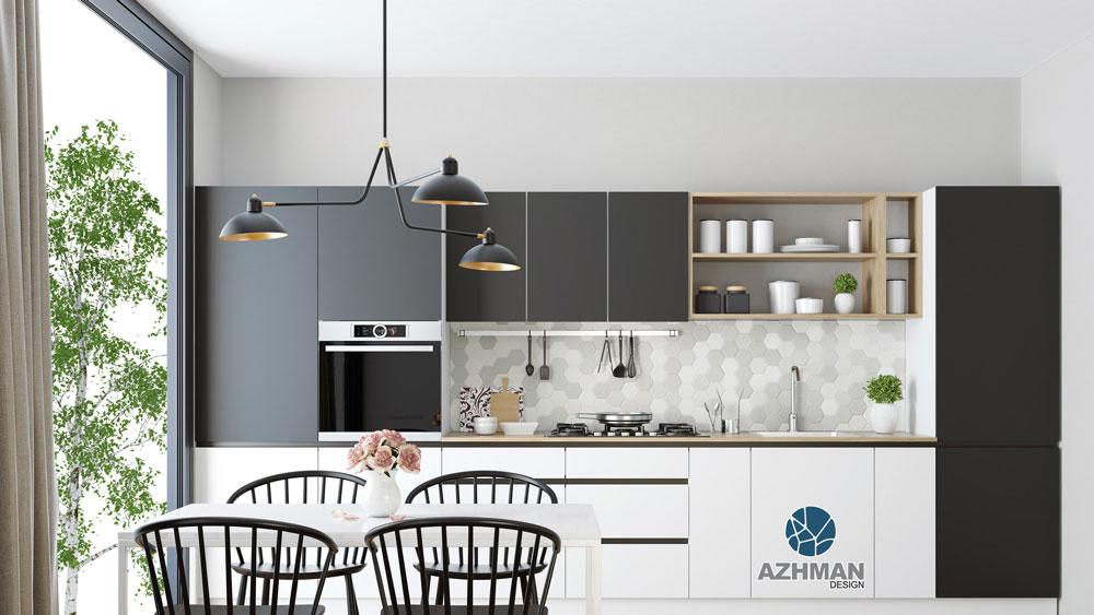 ایده برای آشپزخانه کوچک