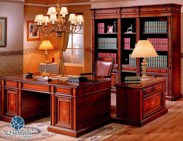 میز منشی کلاسیک